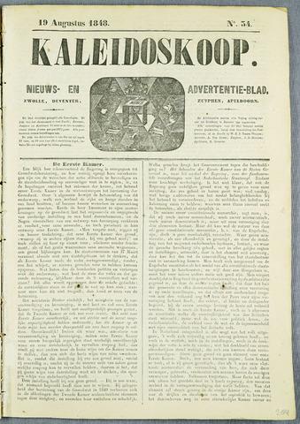 De Kaleidoskoop (1846-1851) 1848-08-19