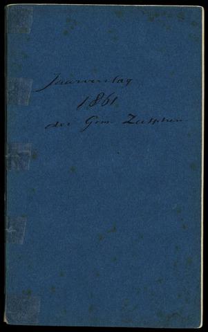 Jaarverslagen gemeente Zutphen 1861-12-31
