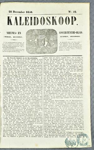 De Kaleidoskoop (1846-1851) 1850-12-28
