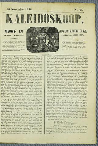 De Kaleidoskoop (1846-1851) 1846-11-28