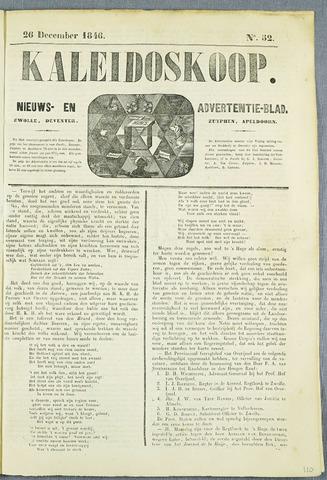 De Kaleidoskoop (1846-1851) 1846-12-26