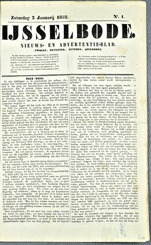 De IJsselbode 1852