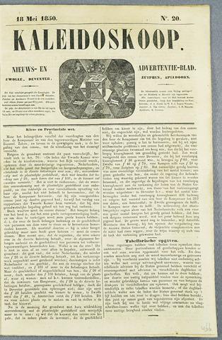 De Kaleidoskoop (1846-1851) 1850-05-18