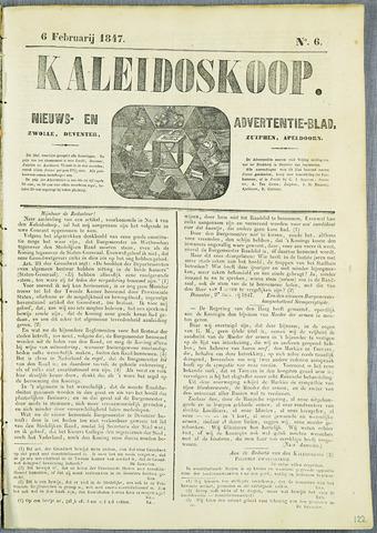 De Kaleidoskoop (1846-1851) 1847-02-06