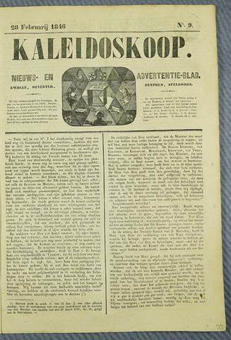 De Kaleidoskoop (1846-1851) 1846-02-28