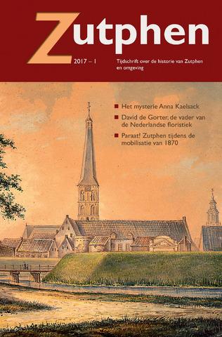 Zutphen (vanaf 1982) 2017