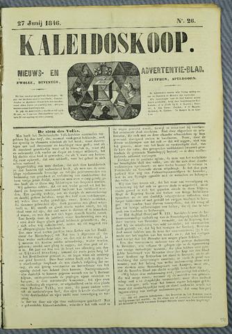 De Kaleidoskoop (1846-1851) 1846-06-27
