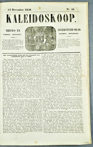 De Kaleidoskoop (1846-1851) 1850-12-14