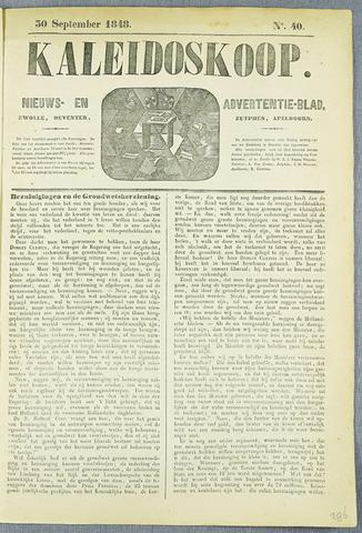De Kaleidoskoop (1846-1851) 1848-09-30