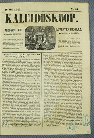 De Kaleidoskoop (1846-1851) 1846-05-16
