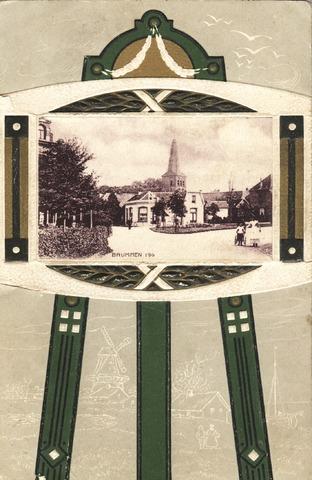 Uit een serie ansichtkaarten met afbeeldingen uit Brummen. Door h...