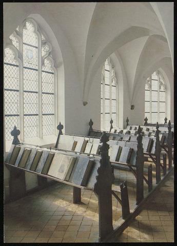 De Librije in de Walburgiskerk.
