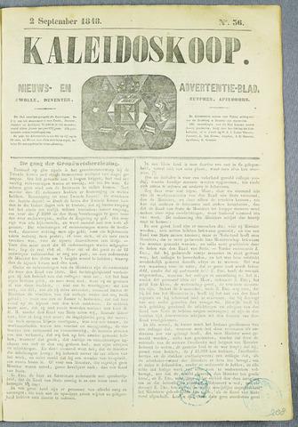 De Kaleidoskoop (1846-1851) 1848-09-02