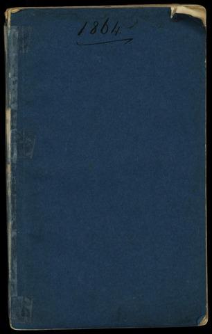 Jaarverslagen gemeente Zutphen (1851-1945) 1864-12-31