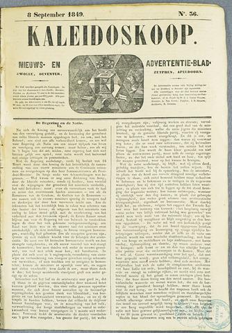 De Kaleidoskoop (1846-1851) 1849-09-08