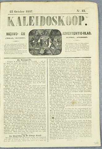 De Kaleidoskoop (1846-1851) 1847-10-23