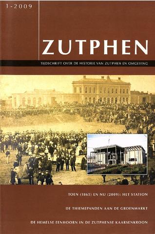 Zutphen (vanaf 1982) 2009