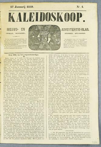 De Kaleidoskoop (1846-1851) 1849-01-27