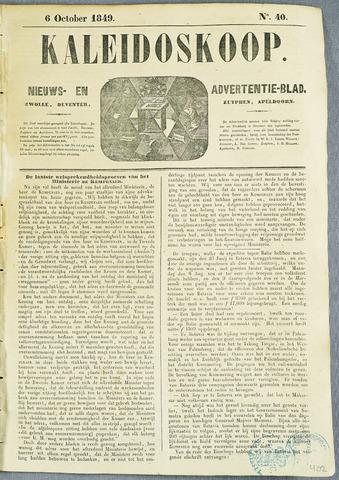 De Kaleidoskoop (1846-1851) 1849-10-06