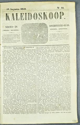 De Kaleidoskoop (1846-1851) 1850-08-10