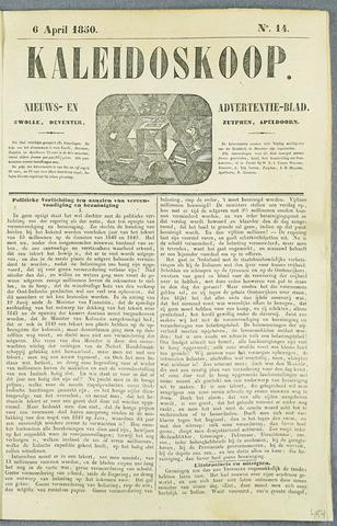 De Kaleidoskoop (1846-1851) 1850-04-06