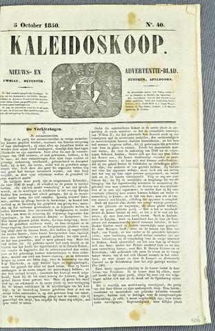 De Kaleidoskoop (1846-1851) 1850-10-05