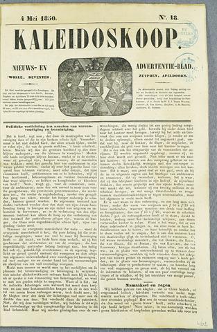 De Kaleidoskoop (1846-1851) 1850-05-04