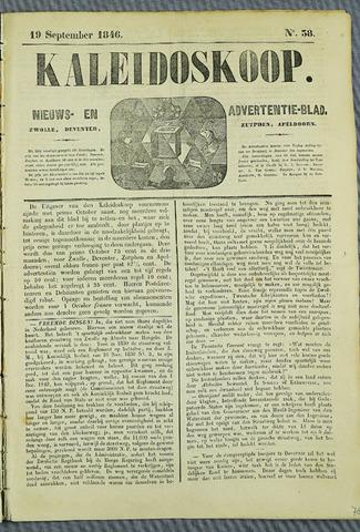 De Kaleidoskoop (1846-1851) 1846-09-19