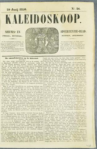 De Kaleidoskoop (1846-1851) 1850-06-29