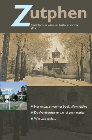 Zutphen (vanaf 1982) 2012-11-15