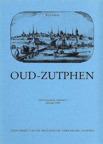 Zutphen (vanaf 1982) 1985