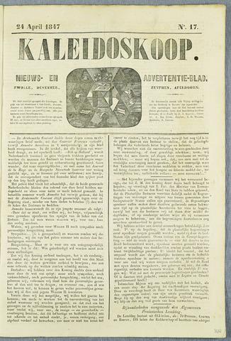 De Kaleidoskoop (1846-1851) 1847-04-24