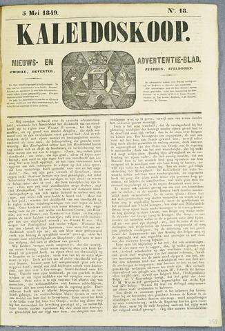 De Kaleidoskoop (1846-1851) 1849-05-05