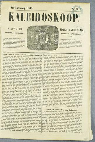 De Kaleidoskoop (1846-1851) 1850-01-12