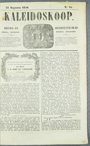 De Kaleidoskoop (1846-1851) 1850-08-31