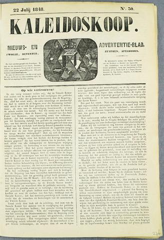 De Kaleidoskoop (1846-1851) 1848-07-22