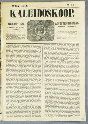 De Kaleidoskoop (1846-1851) 1849-06-02