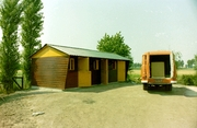 Postweg 15, bouw stal.
