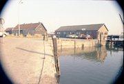 Haven met loodsen
