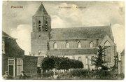 NH Kerk gezien vanaf de Markt.