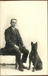Gerrit WJ de Graaff 1893-1962 rentmeester van de ambachtsheerlijkheid van Oud- e…