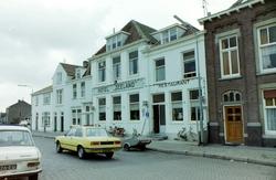 Kaaij, hotel Zeeland