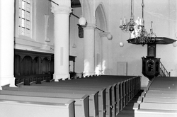 NH kerk interieur