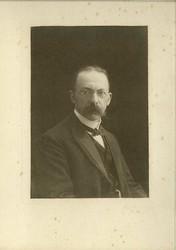 Jacobus Marinus de Graaff 1860-1930 rentmeester van de ambachtsheerlijkheid van …