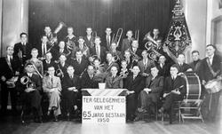 Muziek vereniging Concordia. Repro.