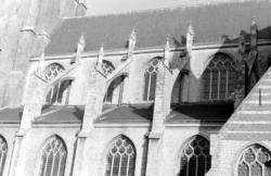 NH kerk, gevelfragmenten