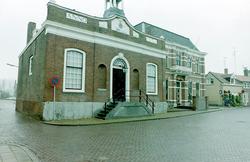 Raadhuisstraat, Ambachtsherenhuis.
