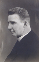 Bernardus F Kösters pastoor te Oud-Vossemeer 1927-1932