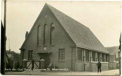 Westvest. Kerk Gerformeerde Gemeente in Nederland.