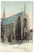 Gasthuisstraat kerk H. Vincentius a Paulo. (Paterskerk)